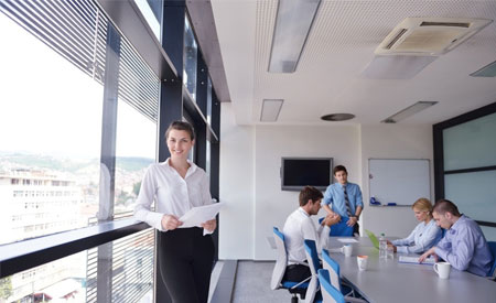 Reduce Glare in your Office