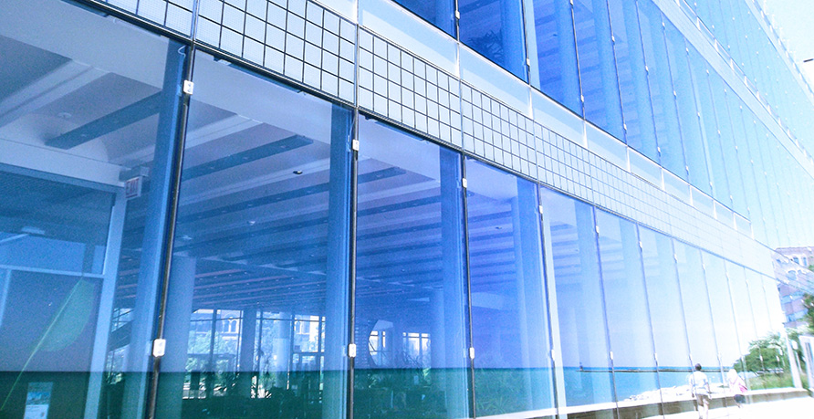 Ballistic Glass and Safety Films can protect Your Building