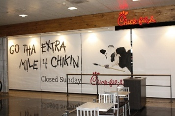 Chick-fil-A Washington Reagan Airport