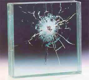 Ballistic Glass