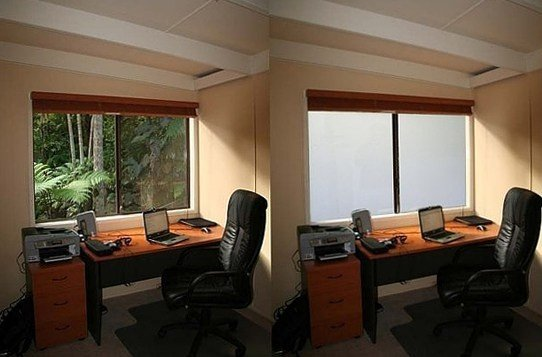 LCD Switchable Glass