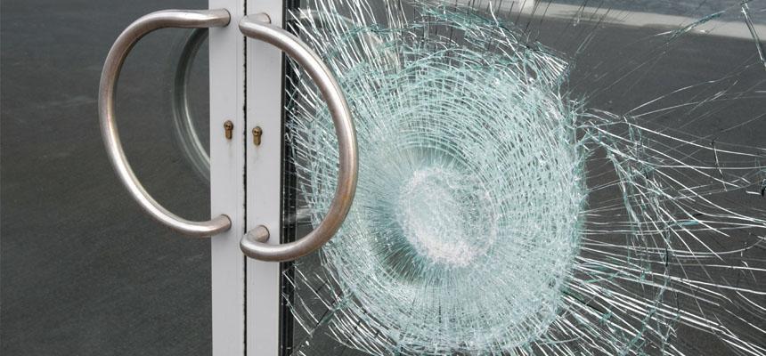 Glass Fragmentation Control
