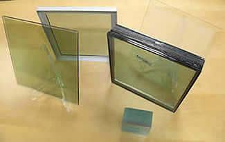 Custom Glass Samples