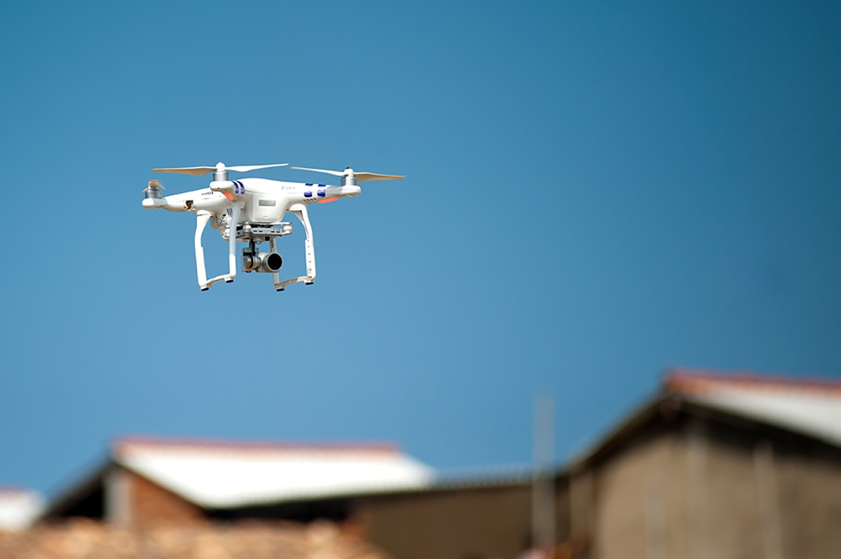 Drone threats from hacking